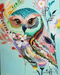 Beautiful Owl  pinterest