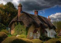 East Stratton. Hampshire. UK.