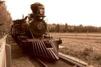 TRAIN. FORT EDMONTON PARK
