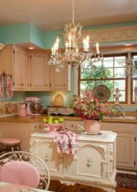 Shabby Chic Decor Kitchen