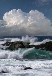 Sea and Sky, nature's majesty