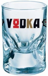 Wodka, my favourite drink....