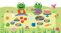 Frog Picnic