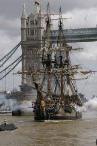 tall ship in 2018