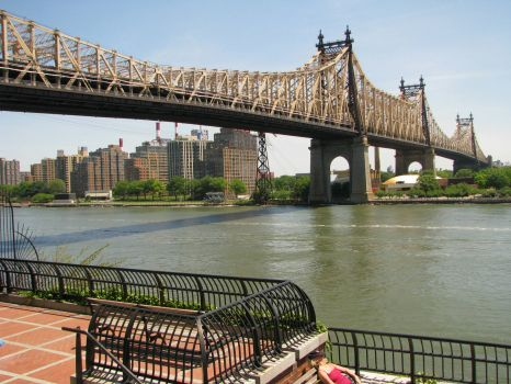 The Ed Kock Queensboro Bridge - Wikipedi