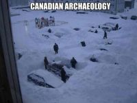 Canadian archaeology