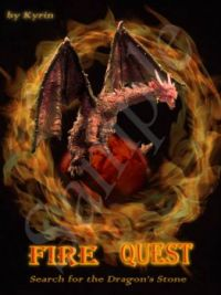 Fire Quest Dragon Cover working