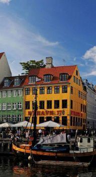 Nyhavn Harbor - Denmark