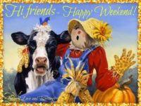 Good Morning - Weekend Blessings!