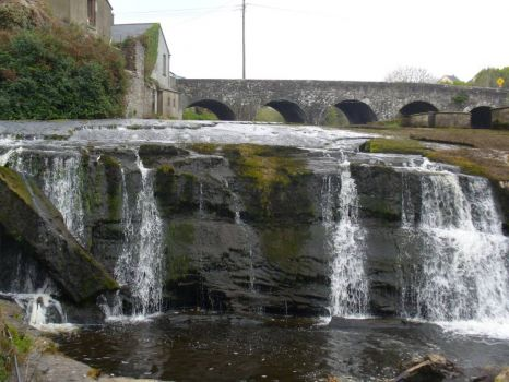 Another Irish Waterfall