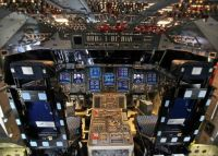 space shuttle controls