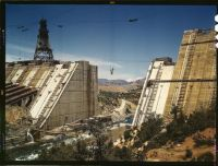 Shasta dam under construction. California, June 1942
