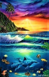 Ocean-by Jeff Wilkie