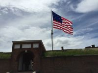 Fort McHenry, Baltimore, MD, USA