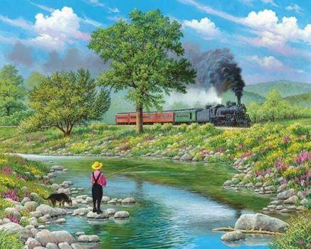 Old Hiwassee River Rail