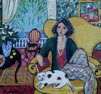 Suzanne Etienne's Art