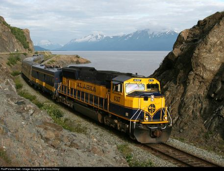 191-Alaska, Potter's Marsh-Alaska Railroad