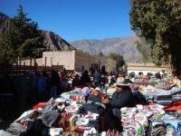 Market stall 2. Tumbaya, Argentina.