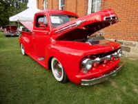 Ford F-100,  1952..