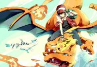 Charizard and Lugia!