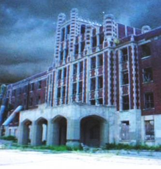 Haunted places, Waverly Hills, KY