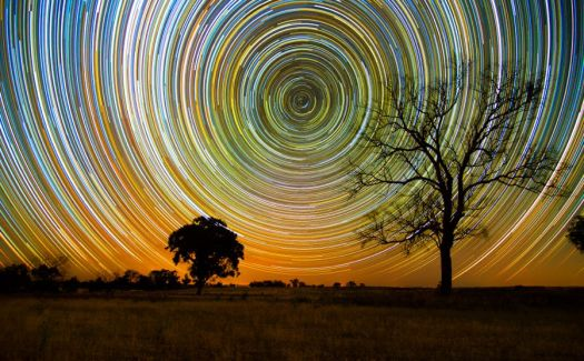 Star Trails 22