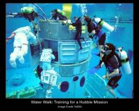 water tank exercise Hubble