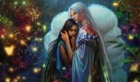 elven love looks like that, i guess