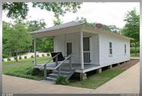 Elvis Aaron Presley born jan 8 1935 in this house built by father in tupelo, miss.
