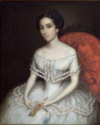 Pablo Petrovits Temesvar Carolina Gutiérrez de la Fuente 1854