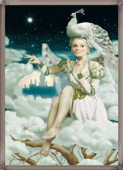 🎨  Доронина Татьяна (Doronina Tatiana) Artist Illustrator ~ Russia - Illustration #123