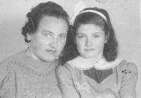 Grandma & mum
