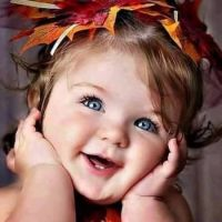 En liten söt flicka!!