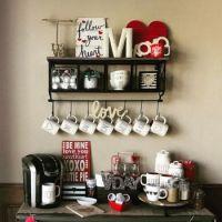 A Valentine Coffee Bar