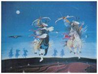 When Arrows Fly ~ Rance Hood (Comanche)
