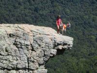 Arkansas Travelers - Hawksbill Crag