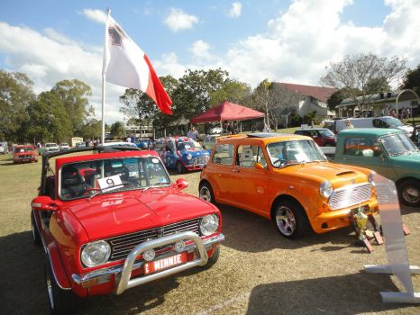 Mini Muster 2012 Queensland Australia