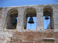 Bells at San Juan Capistrano