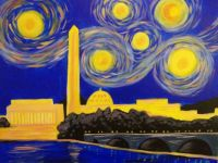 Starry Night in DC