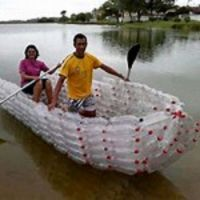 save your plastic bottles....never know when your gonna need them...