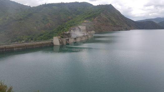 A full Dam