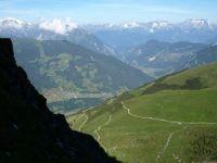 Above Verbier, Switzerland