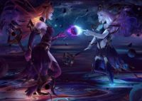 Dark Cosmic and Cosmic Lux