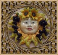 Keramická dekorace...  Ceramic decoration...