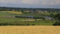 Stoneybeck Lake and one or more bison
