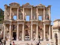 Ancient City of Ephesus -?zmir / Turkey