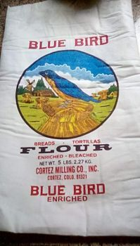 Blue Bird Flour:  Best in the West
