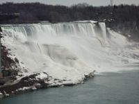 Niagara Falls with Ice