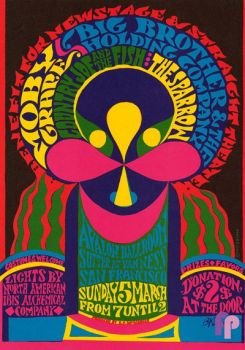 """The Straight on the Haight"" Straight Theater (Avalon Ballroom) 1967"