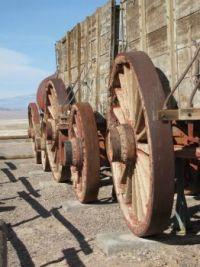Death Valley--20 Mule Team wagons